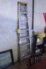 """Werner 8' Aluminum """"A"""" Frame Ladder"""