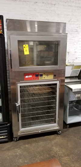 Nu-Vu SUB-123 Proofer Oven Combo Bread Baking Center