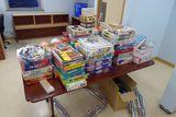 Board Games, Books, Etc.