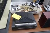 VCR, DVD Players, Cords, Etc.