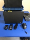 Laptop Bags, Vtech Conference Phone, Etc.