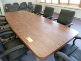 Laminate Conference Table, 10'
