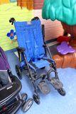 Safari Semi-Contour Tilt & Fold Wheelchair