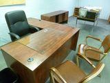 Single Pedestal Desk 66