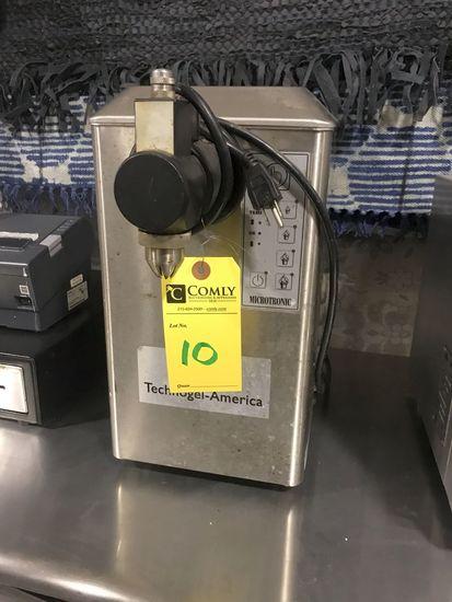 Technogel Microtonic Whipped Cream Machine