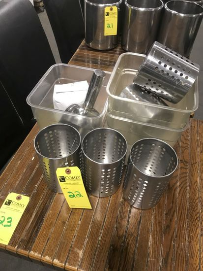 Food Containers, Etc.