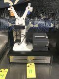 Cash Drawer, Epson Receipt Printer, Etc.