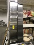 Stainless Steel Wall Shelves