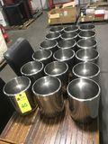 Stainless Steel Gelato Tubs