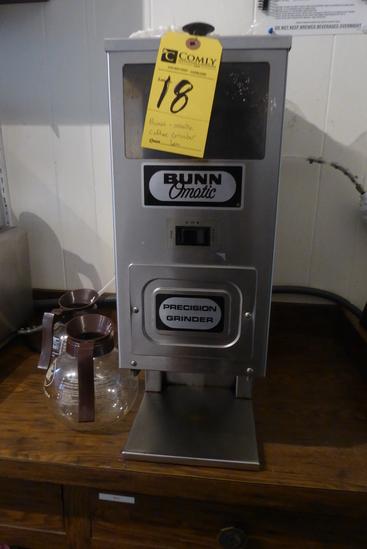 Bunn-O-Matic Coffee Grinder