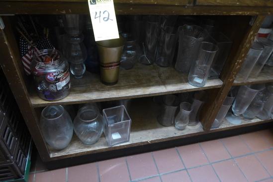 Glass Vases & Décor
