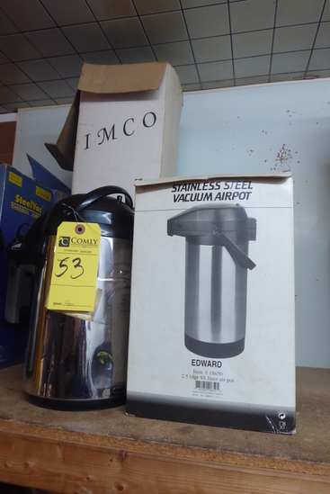 Thermal Air Pots