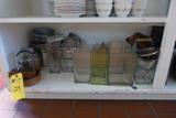 Vases & Glass Center Pieces