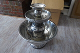 Stainless Steel Electric Fountain