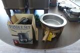 Fondue Set & Pot