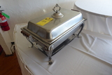 Aluminum Chafing Dishes