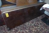 Wood Folding Tables, 10'
