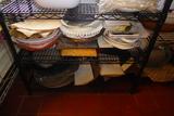 Balance of Metro Rack: Plates, Bowls & Serving Dishes