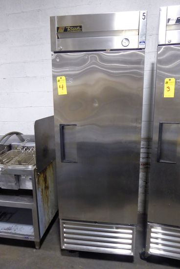 "True 27"" Roll-In Freezer"