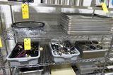 Sheet Pans, Trays, Kitchen Utensils, Etc.