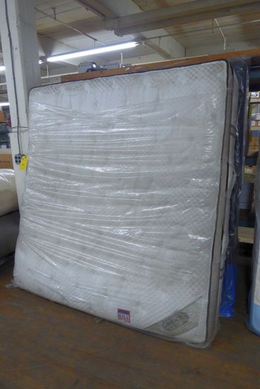 King Mattress & Box Spring Pillow Top