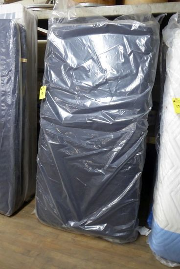 Twin Waterproof Mattress & Box Spring