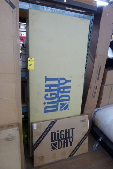 Night & Day Furniture Full Size Wood Frame Futon