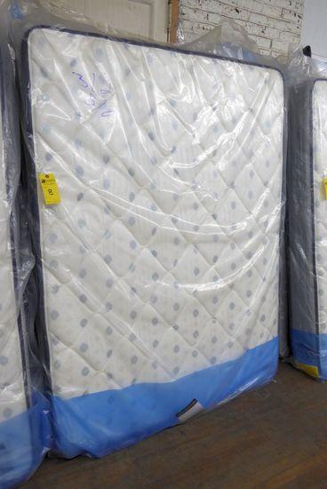 Queen Mattress & Box Spring Pillow Top