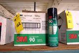 3M 90 Contact Adhesive Spray Adhesive