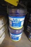 Tyrex #8 x 2 1/2