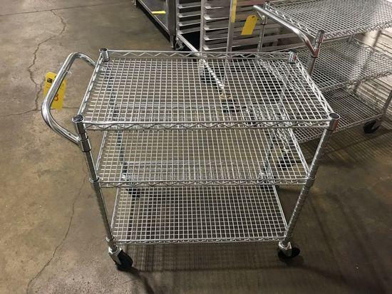 3-tier Wire Cart