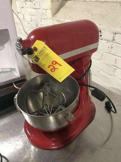 Kitchen Aid 6 Qt. Mixer
