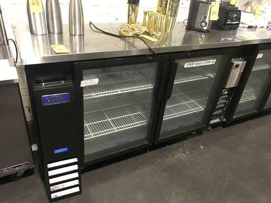 Arctic Air 2-door Back Bar Refrigerator
