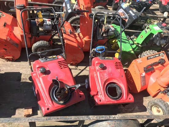 "Toro 21"" Power Clear Snow Blowers"