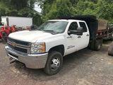 2011 Chevrolet 3500hd Dump Truck