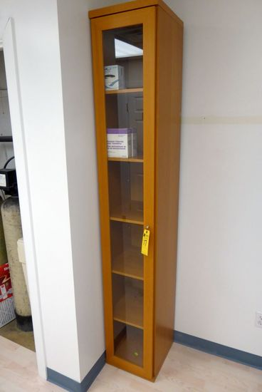 Cabinet w/Contents