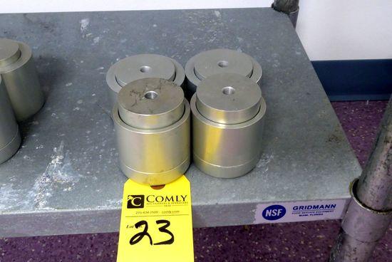 Bath Bomb Press Molds