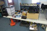 Office Supplies, File Racks, Etc.