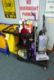 Janitorial Cart w/Contents