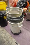 Vibco Sifter w/Can