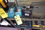 Makita Cordless Drill & Batteries