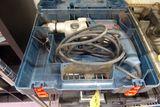Bosch Hammer Drill w/Case