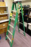 Werner A-Frame F/G Ladder
