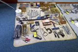 Hand Tools, Drill, Nuts & Bolts, Etc.