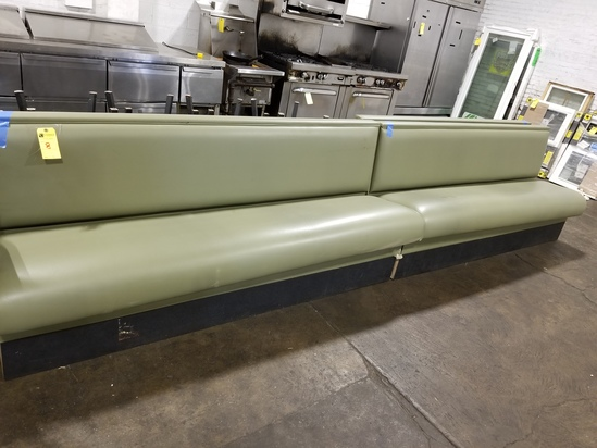 Booth Seating Benches