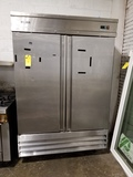 Economy2-Door S.S. Freezer