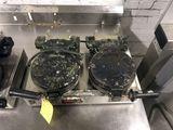 Carbon Waffle Iron