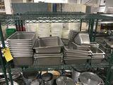 Steam Table Pans w/Lids