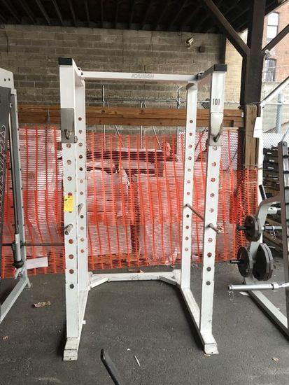 Icarian Squat Rack