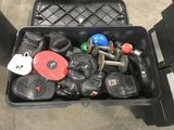 Weights, Pads, Gloves, Ropes, Etc.
